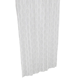 Damask Shower Curtain - 240x180 cms