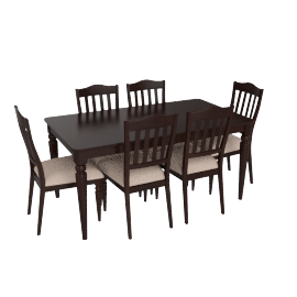 Savoy 6-Seater Dining Set