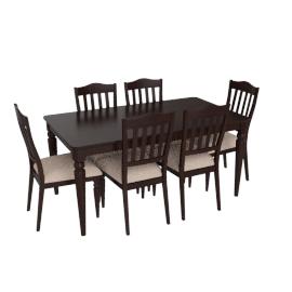 Savoy 6-Seater Dining Set