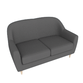Tubby - 2 Seater sofa