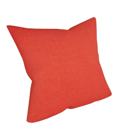 Linen Cushion, Flame