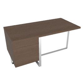 Liege Desk - Oak