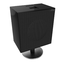 Geneva Sound System - X-Large - Black