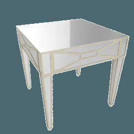 Eris Decorative End Table