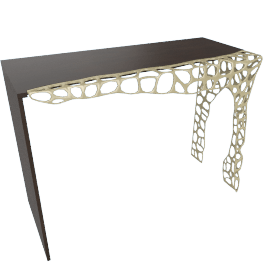 Alala Decorative Console Table