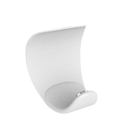 Luceplan Curl, white
