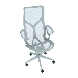 COSM Chair High-Back, Glacier