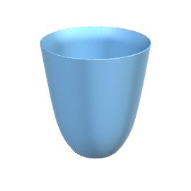 Mud Mug - Turquoise