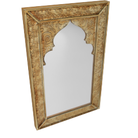 Awing Wall Mirror - 60x6x94 cms