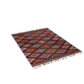 Denzili Kilim Printed Rug - 120x160 cms