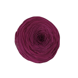 Rossita Filled Cushion - 60x60 cms, Purple
