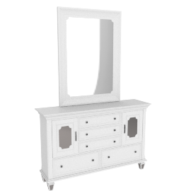 Kingsley Dresser with Mirror