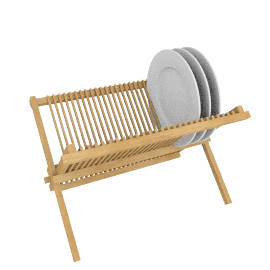 Oakwood Dishrack