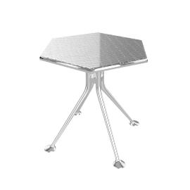 Girard Hexagonal Table