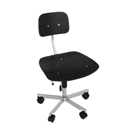 Kevi Chair, Black