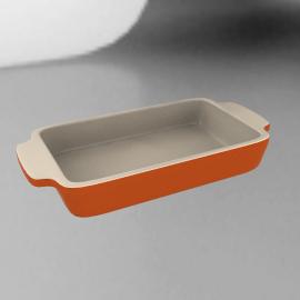 Le Creuset Rectangular Dish, 26cm, Volcanic