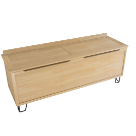 Brunel Blanket Box