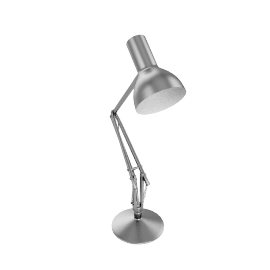 Anglepoise Type 75 Energy Saver Lamp, Silver