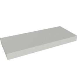 Chicago Shelf 60, High Gloss Grey