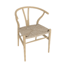 Wishbone Chair - Wood - Oak
