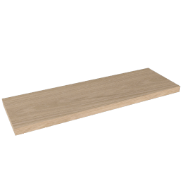 John Lewis Mitchell Floating Shelves, Small