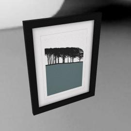 Jacky Al-Samarraie - Guiseley Framed Print, 44 x 34cm