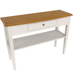 Amelie Console Table 1 Drawer