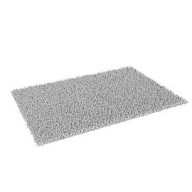 Adorn Shaggy Rug - 60x90 cms, Silver