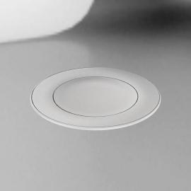 Wedgwood Vera Wang, Blanc sur Blanc, Plate 20cm