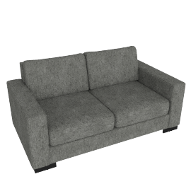 Signature Sofa Bed, Silver Gray
