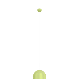 Wan Sospensione, green - by Flos