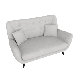 Pluto 2-Seater Sofa