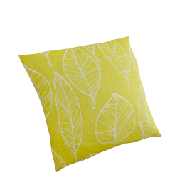 Aspen Cotton Cushion, Fennel