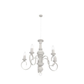 Carlita Ceiling Light, 5 Arm