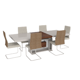 Cruze 8-seater Dining Set