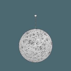 Random Light Medium, White