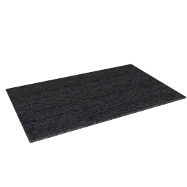 Chilewich Heathered Shag Floor DoorMat, Grey