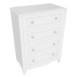Pearl Teens Chest of Drawers