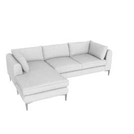 Albert Sectional Chaise Right - Vienna
