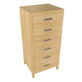 Lintel 6 drawer Chest