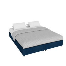 Colette Bed Base - 180x210 cms
