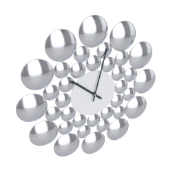 Time To Shine Wall Clock