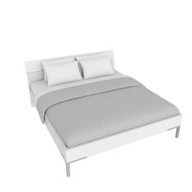 Privilegio 180x200 4-Piece Bed Set