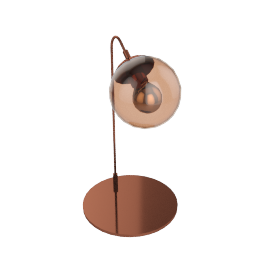 Modo Table Lamp - Copper