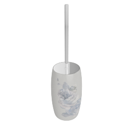 Carolina Rose Toilet Brush Holder