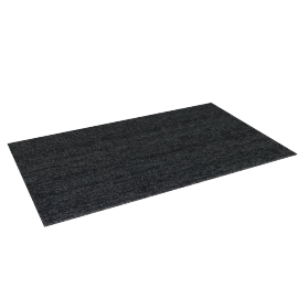 Chilewich Heathered Shag Large Floor Mat, Grey