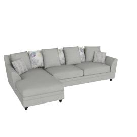 Elizabeth Left Corner Sofa
