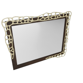 Alala Decorative Console Table Mirror