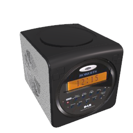 Roberts CRD37 DAB CD Clock Radio