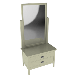 New England Cheval Mirror